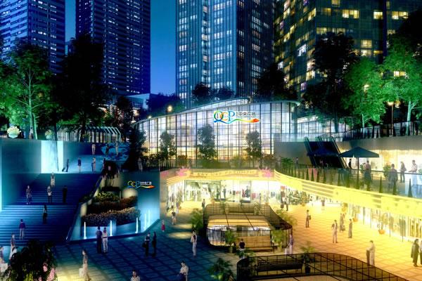 青岛海牛广场